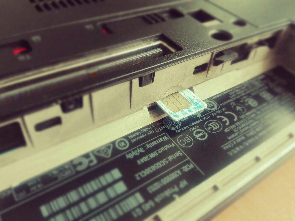 slot sim card hp 645 g1